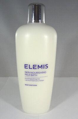 (Elemis - Skin Nourishing Milk Bath Body Soothing - 13.5 oz / 400 ml *READ*{HB-E})