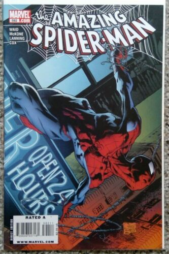 The Amazing Spiderman #592 - NM or better