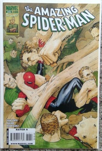 The Amazing Spiderman #616 - NM or better