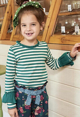 Girls Matilda Jane Moments With You Perfect Produce Top Size 8 NWT
