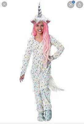 Unicorn Girls Halloween Costume One Piece