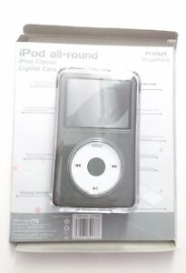Clear Hard Case for Apple iPod Classic 160gb Thick model Crystal Cover Holder