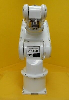 Yaskawa Electric Yr-crj3-a00 Industrial Robot Motoman Used Working