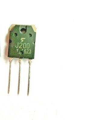 2sj200  P-channel Mos Transistor By Toshiba