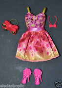 Barbie Fashionista Clothes Lot