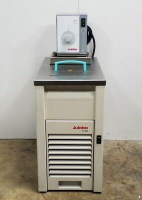 Julabo Chiller F25 230v 50hz Julabo F25-mp Labortechnik Type F25e Chiller