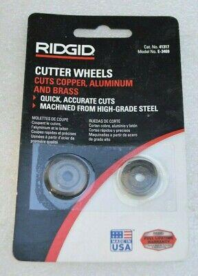 Ridgid 41317 Model E-3469 Tubing Cutting Replacement Wheel Pipe Cutter Wheel