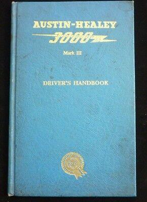 Handbuch Austin Healey 3000                                           (Art.3615)