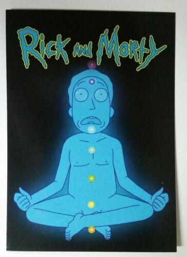 RICK AND MORTY Season 3 Promo Card #P4 Cryptozoic 2019 NSU Exclusive
