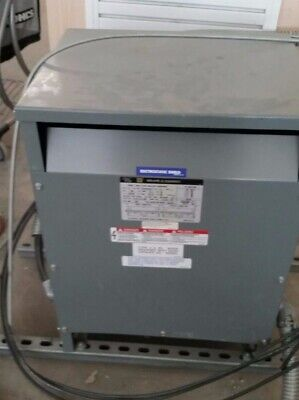 Square D Sorgel Single Phase Insulated Transformer 15 Kva 15s41hf1snlp