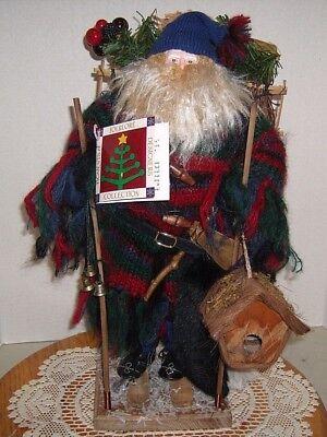 "VTG International Christmas Decoration 18"" Mountain Man Santa 1995](International Christmas Decorations)"