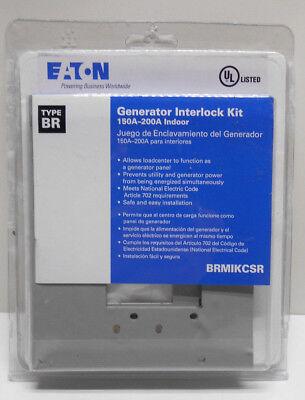 FAC-BR200C Cutler Hammer Challenger Generator interlock kit 150 200 Amp BR Panel