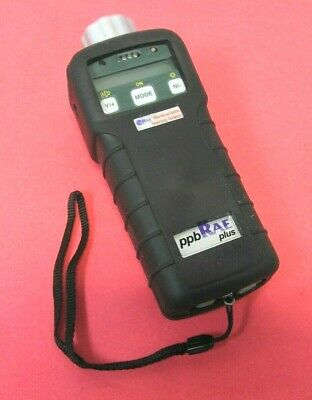 Rae Systems Ppb Rae Plus Pgm7240 Rae-10 Photoionization Gas Detector W Battery