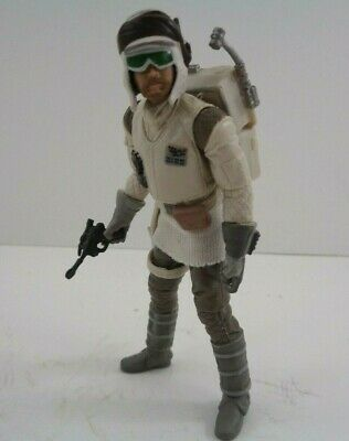 Star Wars Hoth Rebel Trooper Action Figure Legacy Collection #42 2008 3.75""