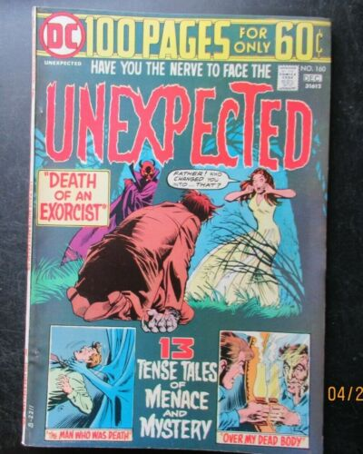 DC Comics  Unexpected #160    VF   100 Pages!!!    Bronze Age