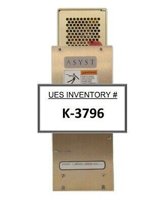 Asyst Technologies 9700-6209-01 Power Distribution Unit Asm Epsilon 3200 Working