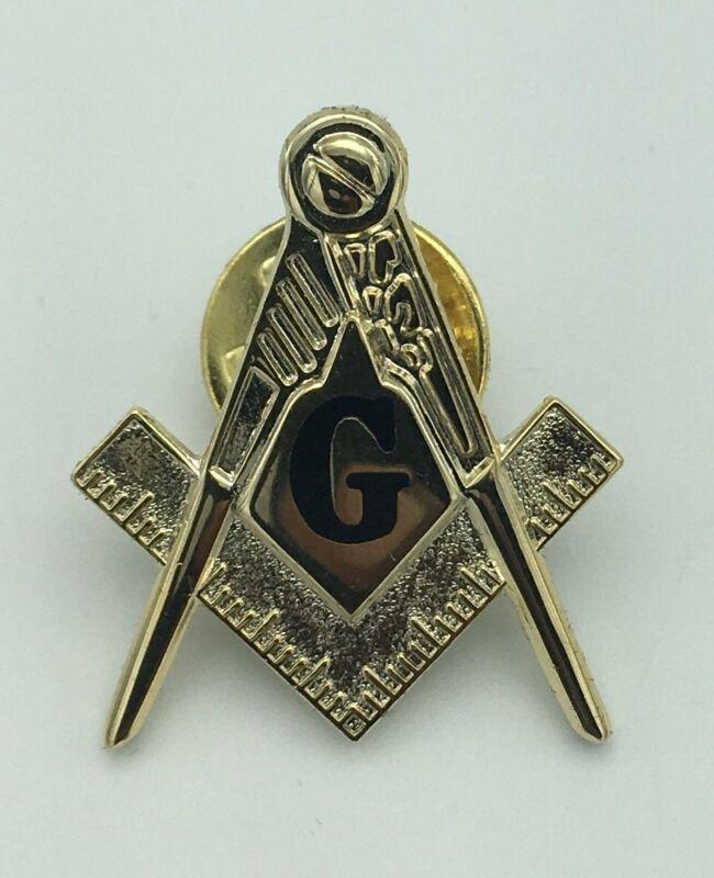 Mason - Shield Lapel Pin