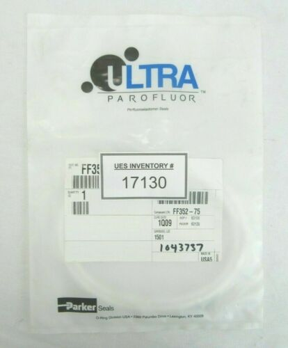 Parker Seals FF352 2-453 O-Ring Ultra Parofluor Seal FF352-75 1043737 New
