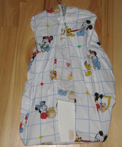 DUNDEE Disney Baby Diaper Stacker Baby Mickey Minnie Mouse Pluto VINTAGE EUC