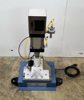 Nice Jtm Janesville A-3151-ot-a 12 Ton Adjustable Precision Pneumatic Press