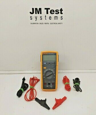Fluke 233 Remote Display True Rms Multimeter Br