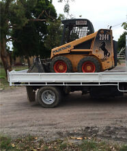 Mustang bobcat skid steer suit tipper landscaping farm Tomago Port Stephens Area Preview