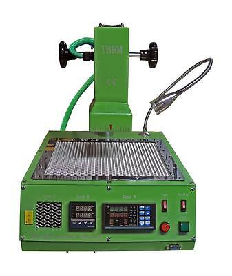 The Bga Rework Machine Economy Usa Made Station Reflow Reball Omega Thermocouple