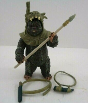 Star Wars Teebo Ewok Action Figure Saga Series #57 Hasbro 2002 3.75""
