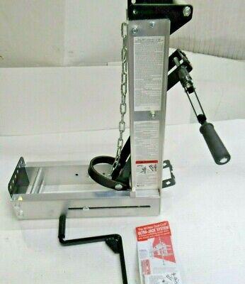 Qual Craft-2000q Aluminum Ultra Jack Pump Jack