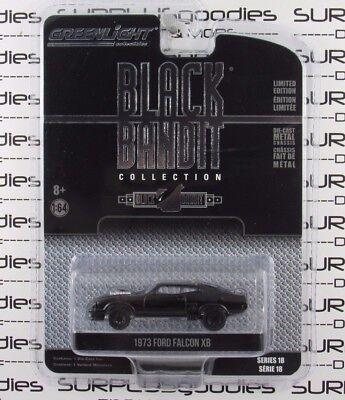 GREENLIGHT 1:64 Scale 2017 Black Bandit Series 18 1973 FORD FALCON XB Mad Max