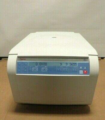 Thermo Fisher Scientific Sorvall St16 Centrifuge W 75003694 - 8x50ml Vessels