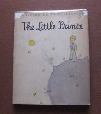 THE LITTLE PRINCE - Antoine de Saint-Exupery - 1943/1959 - HCDJ - Reynal 1st