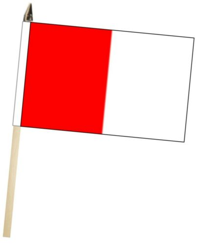 Ireland Cork County Gaelic Games Colours Large Hand Waving Courtesy Flag