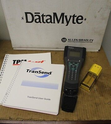 Allen Bradley Rockwell Automation Datamyte Tpm Sport Hand Held 550 6901