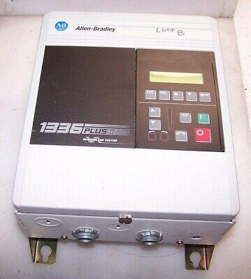 Allen Bradley 1 Hp Ac Vfd Variable Frequency Drive 1336f-brf10-aa-en-has2