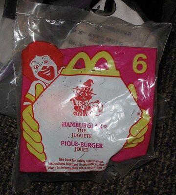 1998 McDonalds Happy Meal Halloween Toy - Hamburgler #6