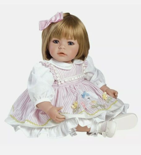 Pin-a-four Seasons Baby Doll Sandy Blonde Hair / Blue Eyes