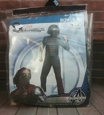 Marvel Captain America, Winter Soldier,Halloween Costume - Captain America Halloween Costume For Girls