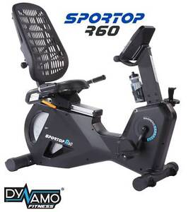 SPORTOP R60 Recumbent Exercise Bike Comfortable & Ultra-Smoot Malaga Swan Area Preview