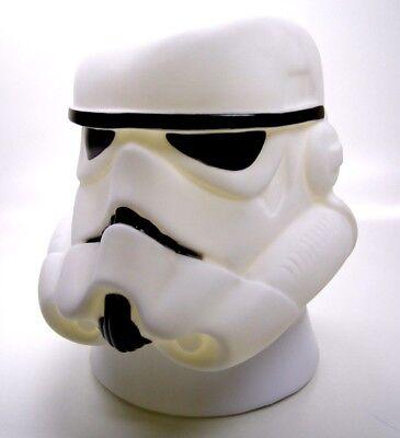 Disney Star Wars Stormtrooper 3D Kopf mit Shower Gel Duschgel 300 ml
