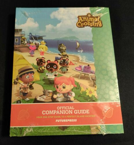 Animal Crossing New Horizons Official Companion Guide (Futurepress)