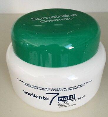 Somatoline Snellente 7 Notti Ultra Intensivo 400 mL Spedizione Tracciata Gratis