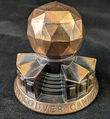 Vancouver Expo Centre 1986 World's Fair, Science World, Souvenir Metal Building