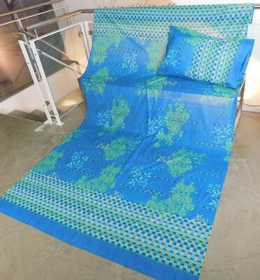 Bassetti Foulard MATTING V2 blau 280x160 Überwurf VORHANG Dekotuch Tischdecke  gebraucht kaufen  Hammelburg