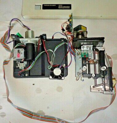Perkin-elmer Atomic Absorption Spectrophotometer 1100b Part 4