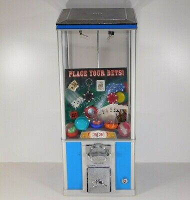 Northern Beaver 2 Capsule Toy Gumball Candy Store Counter Bulk Vending Machine