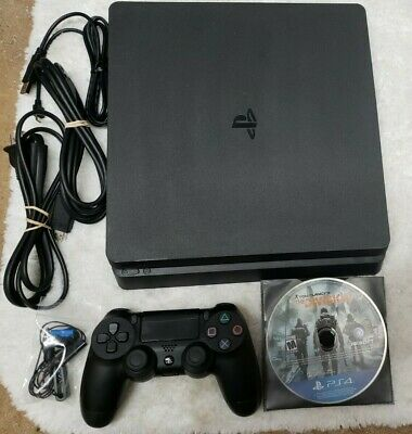 Playstation 4 1tb  Used, Comes with 1 game / controller and cables Ps4 Slim 1tb