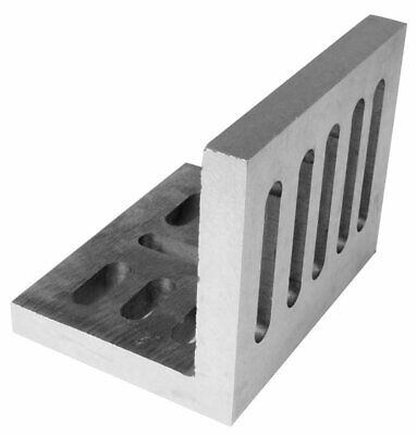12 X 9 X 8 Open End Slotted Angle Plate 3402-0212