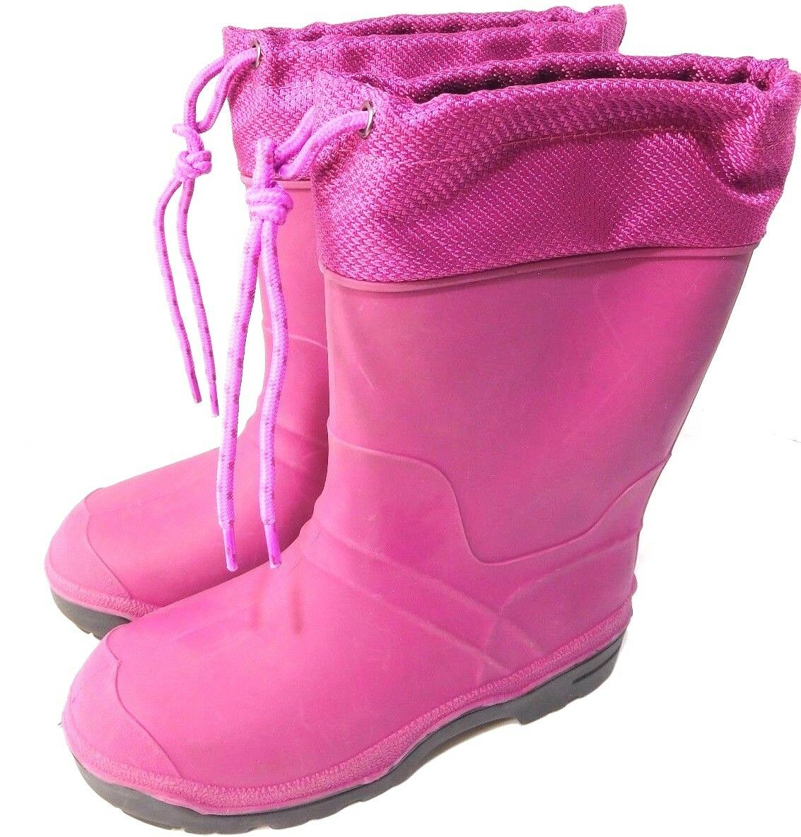 Kamik Girls' Snobuster 1 Ankle Winter Boots, Girl's Pink US