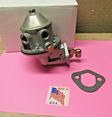 1934 - 1946 FORD V-8 80 90 100 HP SINGLE ACTION FUEL PUMP FOR TODAY'S FUELS #591